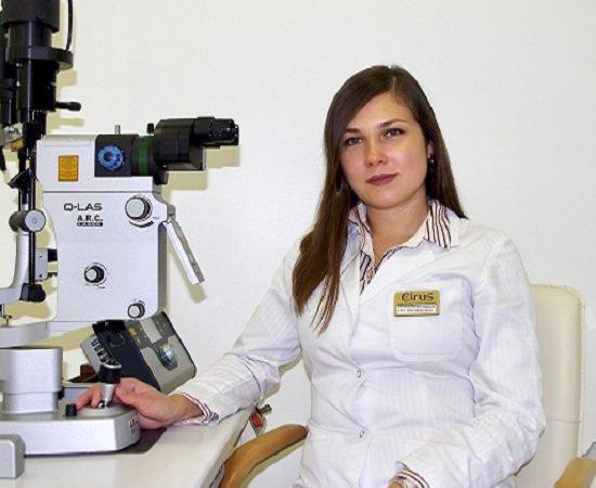 Татьяна Цихончук
